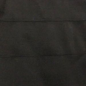 BB Dakota Skirts - Bodycon black skirt!